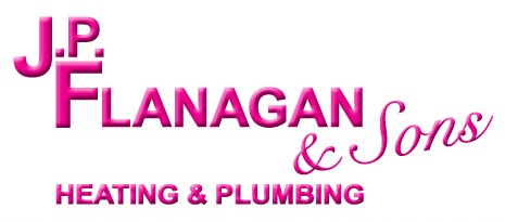 J.P. Flanagan & Sons Heating and plumbing Logo