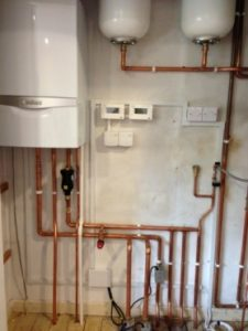 boiler repair and servicing by CentraHeat in Swindon