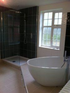 bespoke bathroom in Swindon