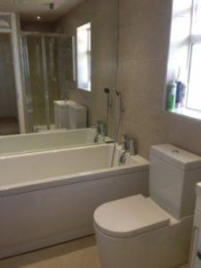 bathroom replacement in Swindon
