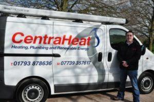 CentraHeat plumbing and heating - Swindon
