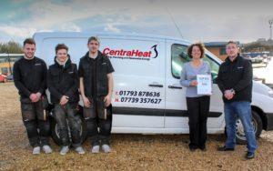 CentraHeat Team