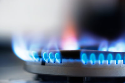 Flames of gas stove | Gas Safety Check
