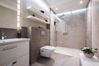 Popular bathroom trends in 2019